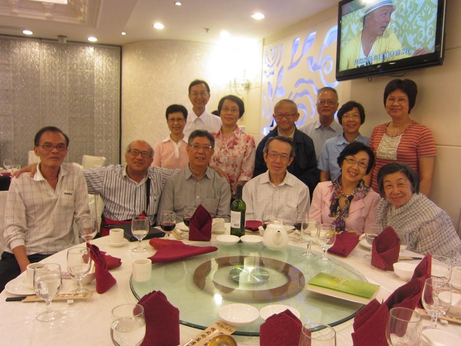 Grand Reunion Photo