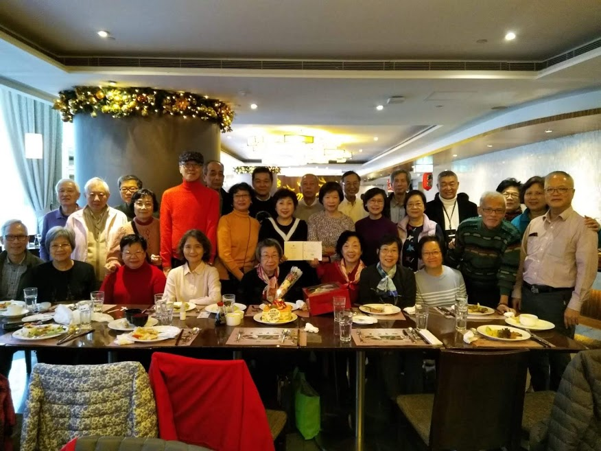 2018 December 10 Group Photo in Hong Kong