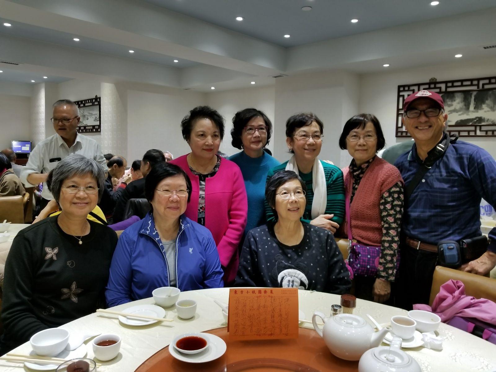 2017 December 11 2017 Group Photo in Hong Kong