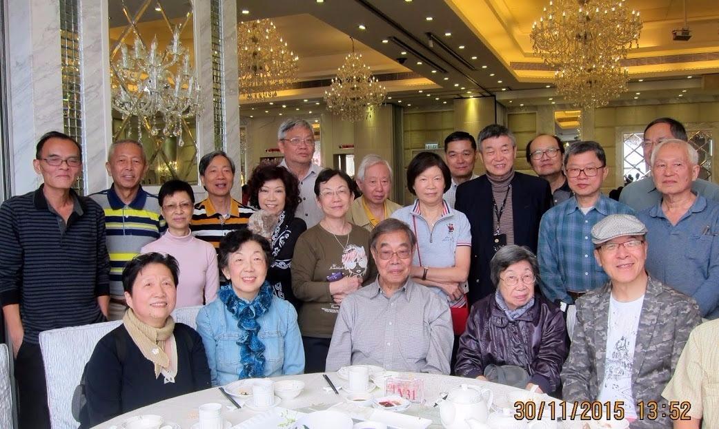2015 Group Photo in Hong Kong