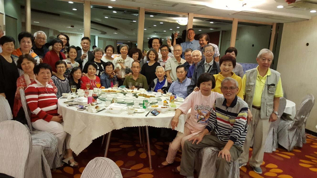 2017 October 15 Partial Group Photo in Hong Kong