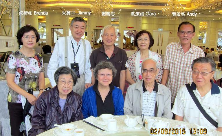 TWGSS Reunion Photo Sept 2 2015